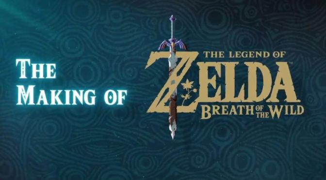 """<span class=""""entry-title-primary"""">Disfruten de The Making of The Legend of Zelda: Breath of the Wild</span> <span class=""""entry-subtitle"""">Así fue como surgió esta joya llamada Breath of the Wild</span>"""