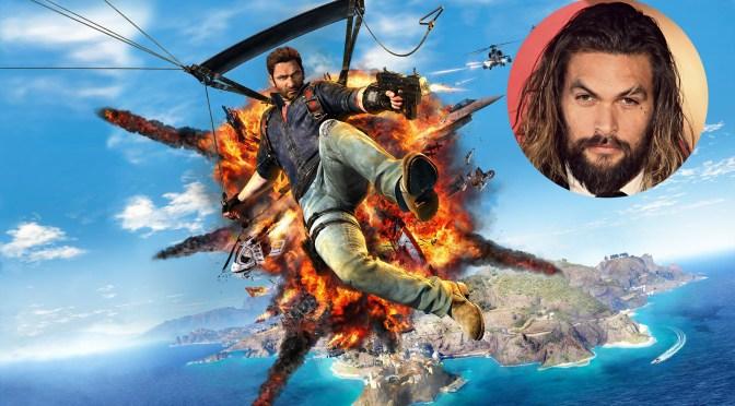 """<span class=""""entry-title-primary"""">Jason Momoa protagonizará la adaptación al cine de Just Cause</span> <span class=""""entry-subtitle"""">Otro videojuego que llegará a la pantalla grande</span>"""