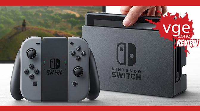 """<span class=""""entry-title-primary"""">[Review] Nintendo Switch</span> <span class=""""entry-subtitle"""">La promesa del futuro de los videojuegos, ¿es real o solo temporal?</span>"""