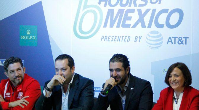 Presentan el costo de boletos y el cartel oficial para las 6 horas de México