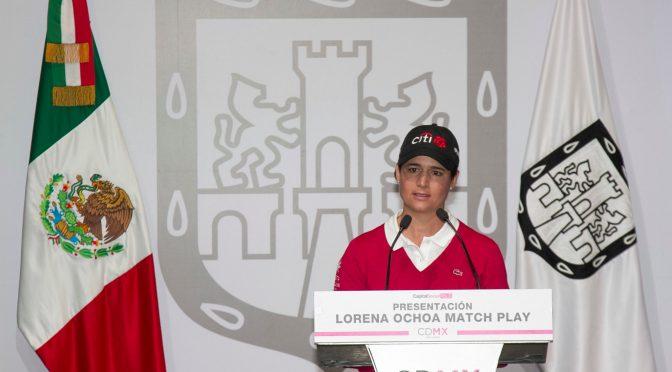 """<span class=""""entry-title-primary"""">Se presenta la décima edición del Lorena Ochoa Match Play</span> <span class=""""entry-subtitle"""">A 8 días de celebrar la primera década de LOY y el regreso de Lorena al campo.</span>"""