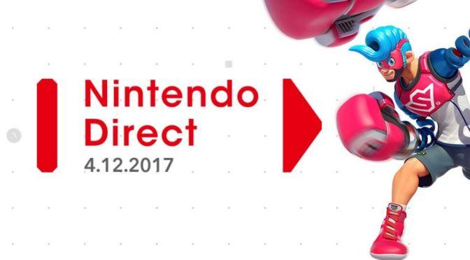 """<span class=""""entry-title-primary"""">Aquí podrán disfrutar el Nintendo Direct de hoy ARMS y Splatoon 2</span> <span class=""""entry-subtitle"""">Novedades de ARMS y Splatoon 2</span>"""
