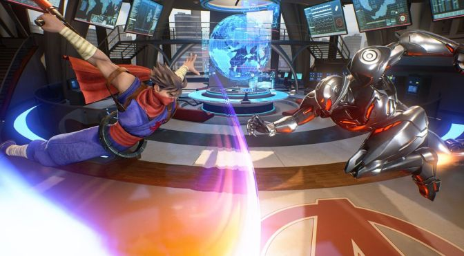 "<span class=""entry-title-primary"">Hora de deleitarnos con gameplay de Marvel vs. Capcom: Infinite</span> <span class=""entry-subtitle"">Un estilo similar a los antiguos VS</span>"