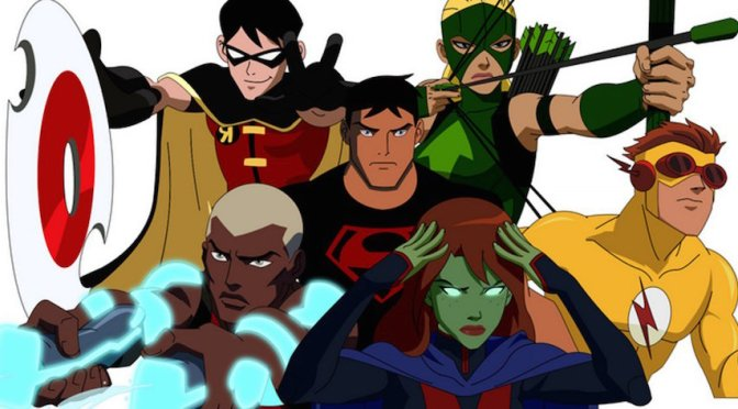 "<span class=""entry-title-primary"">El elenco de Young Justice ya comenzó a grabar la tercera temporada</span> <span class=""entry-subtitle"">Es hora de volver a juntar al equipo</span>"