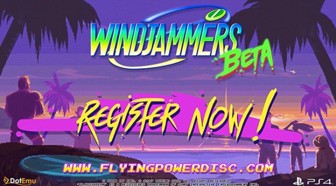 "<span class=""entry-title-primary"">¡Registrate para la beta cerrada de Windjammers!</span> <span class=""entry-subtitle"">¡En 2 minutos te registras!</span>"
