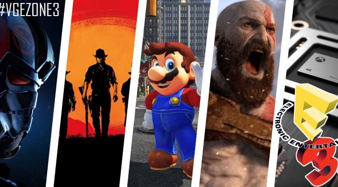 """<span class=""""entry-title-primary"""">Todo los juegos que sabemos y que se rumoran para el E3</span> <span class=""""entry-subtitle"""">¿De cuál te gustaría saber más?</span>"""