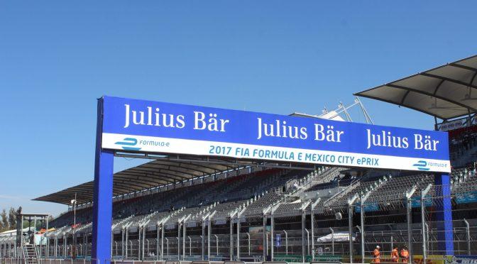 Julius Baer extiende su asociación con la Fórmula E hasta la temporada 2020/21