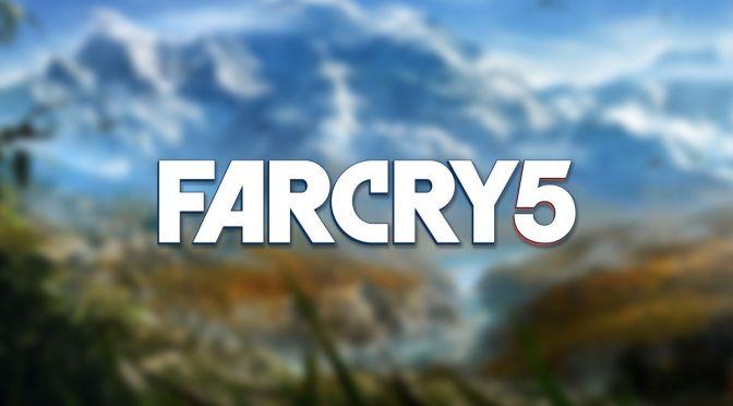 """<span class=""""entry-title-primary"""">¡Far Cry 5 es anunciado!</span> <span class=""""entry-subtitle"""">...¡Y saldrá en menos de un año!</span>"""