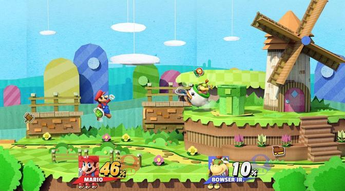 """<span class=""""entry-title-primary"""">RUMOR – Se filtran supuestas imágenes de Super Smash Bros. para Nintendo Switch</span> <span class=""""entry-subtitle"""">¿Será real o un excelente fake?</span>"""