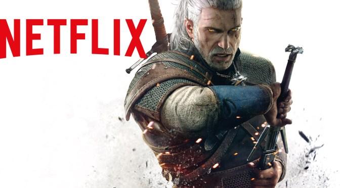"""<span class=""""entry-title-primary"""">¡Tendremos serie de The Witcher en Netflix!</span> <span class=""""entry-subtitle"""">De libros, a videojuegos, a serie televisiva</span>"""