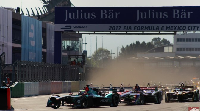 """<span class=""""entry-title-primary"""">Fórmula E revela calendario para la temporada 2017/18</span> <span class=""""entry-subtitle"""">El ePrix de la Ciudad de México se correrá el 3 de marzo de 2018</span>"""