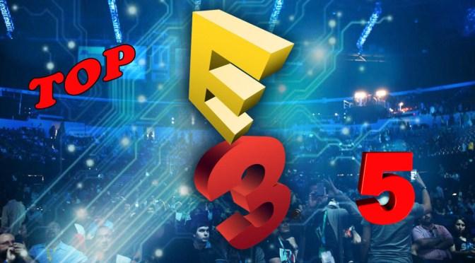 """<span class=""""entry-title-primary"""">Top 5: Nuestros juegos favoritos del E3 2017</span> <span class=""""entry-subtitle"""">¿Te interesaron los mismos?</span>"""