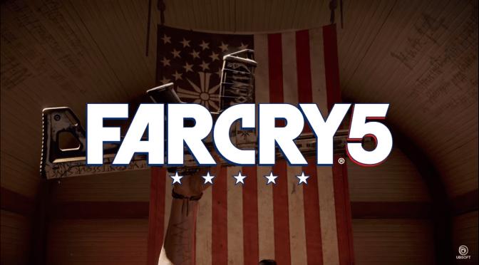 "<span class=""entry-title-primary"">[E3 2017] Far Cry 5 llega con un nuevo tráiler y tremendo gameplay</span> <span class=""entry-subtitle"">¡Esto se va poner bueno!</span>"