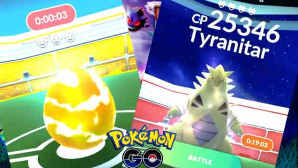 """<span class=""""entry-title-primary"""">Conoce como funcionan los gimnasios y las incursiones en Pokémon GO</span> <span class=""""entry-subtitle"""">Aquí todos los detalles.</span>"""