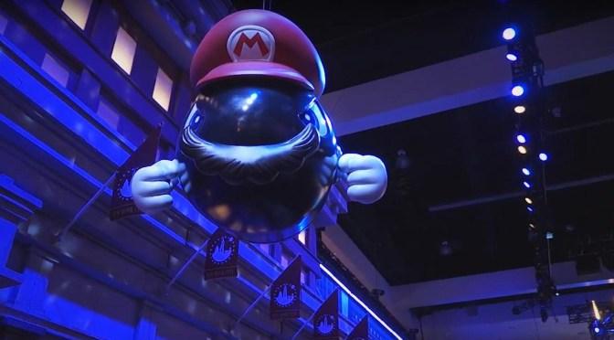 """<span class=""""entry-title-primary"""">[E3 2017] ¡Todo New Donk City en el booth de Nintendo!</span> <span class=""""entry-subtitle"""">Y las filas eternas para jugar Mario Odyssey</span>"""