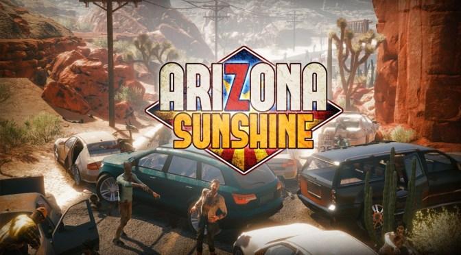 """<span class=""""entry-title-primary"""">¡Arizona Sunshine llega mañana a PSVR!</span> <span class=""""entry-subtitle"""">Uno de los mejores títulos enfocado al shooter y zombies ahora en PSVR.</span>"""