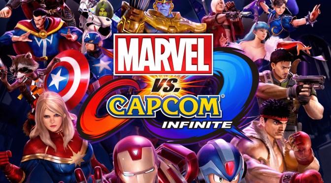 """<span class=""""entry-title-primary"""">[E3 – 2017] – Marvel VS Capcom INFINITE – Se revelan mas personajes e información</span> <span class=""""entry-subtitle"""">La lista leakeada puede ser real despues de todo...</span>"""