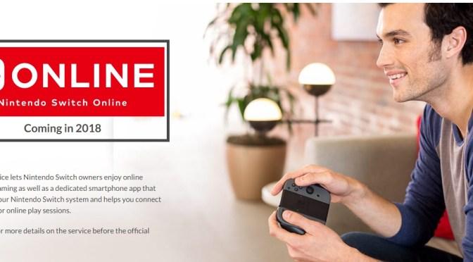 """<span class=""""entry-title-primary"""">Al fin, ya tenemos los detalles del servicio Online del Nintendo Switch</span> <span class=""""entry-subtitle"""">Y probablemente te va a gustar</span>"""