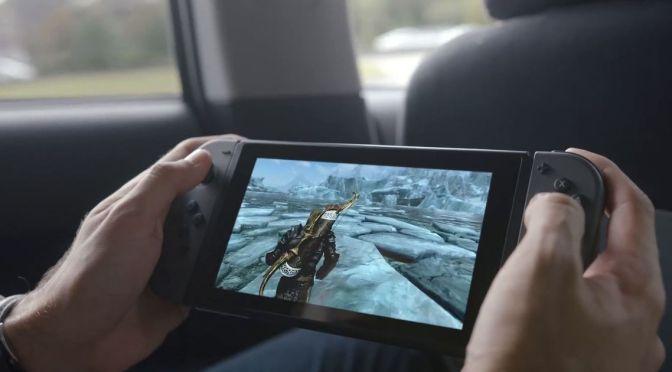 """<span class=""""entry-title-primary"""">[E3 2017] ¡El comercial no mentía! Sí tendremos Skyrim en Nintendo Switch</span> <span class=""""entry-subtitle"""">¡Que siga llegando el soporte third party!</span>"""