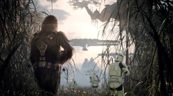 """<span class=""""entry-title-primary"""">[E3 2017] ¡Chequen el gameplay multijugador de Star Wars: Battlefront II!</span> <span class=""""entry-subtitle"""">Este es el Battlefront que queríamos</span>"""