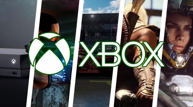 """<span class=""""entry-title-primary"""">[E3 2017] Esto fue la conferencia de Xbox</span> <span class=""""entry-subtitle"""">Desde el nuevo nombre del Project Scorpio hasta el nuevo Assassins Creed</span>"""