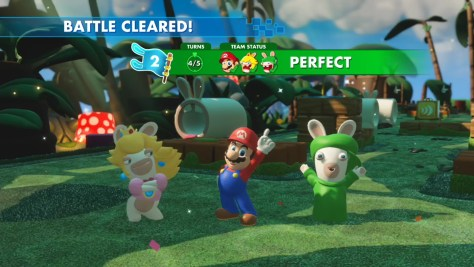 Review Mario + Rabbids 8