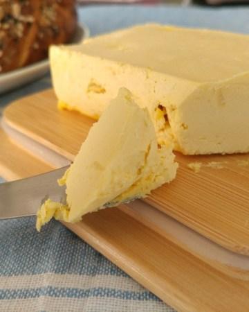 recipe for vegan butter