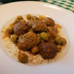 Vegan Meatballs In Lemon-Olive Sauce recipe