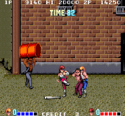 Double Dragon - Arcade - 3