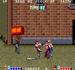 Double Dragon - Arcade - 3