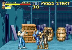 Final Fight CD - Sega CD
