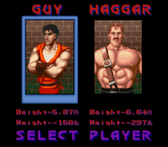 Final Fight Guy - SNES - 2