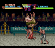 Final Fight - SNES - 2