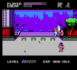 Mighty Final Fight - NES