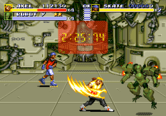Streets of Rage 3 - 5