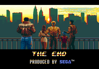 Streets of Rage 3 - 8
