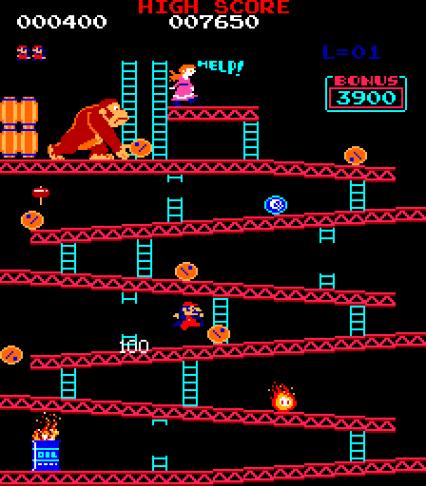 Donkey Kong - Arcade