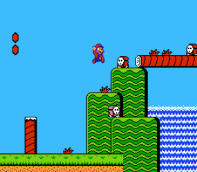 Super Mario Bros 2 - NES