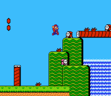 Super Mario Bros 2 - NES