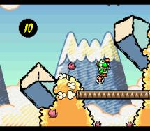 Yoshi's Island - Super NES