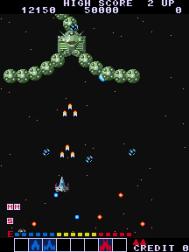 Alpha Mission - 1985