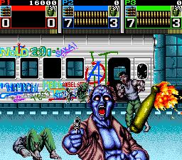 Beast Busters - 1989