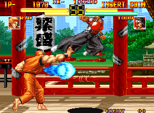 Art of Fighting - 1992