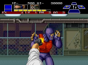The Super Spy - 1990