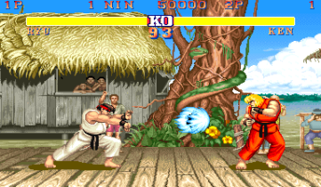 Street Fighter II - 1991