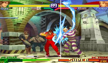 Street Fighter Alpha 3 - 1998