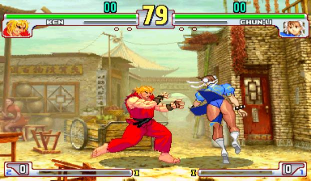Street Fighter III 3rd Strike - 1999