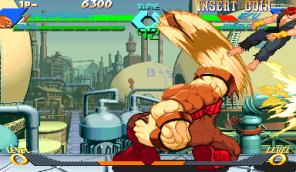 X-Men vs Street Fighter - 1996