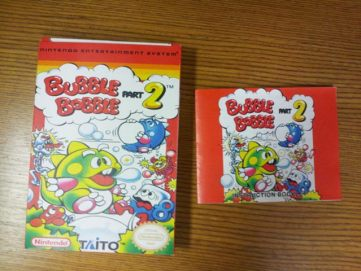 Bubble Bobble 2 Pack