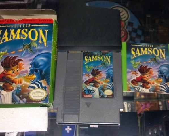 Little Samson Pack